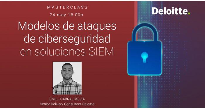 Modelos de ataques de ciberseguridad en soluciones SIEM