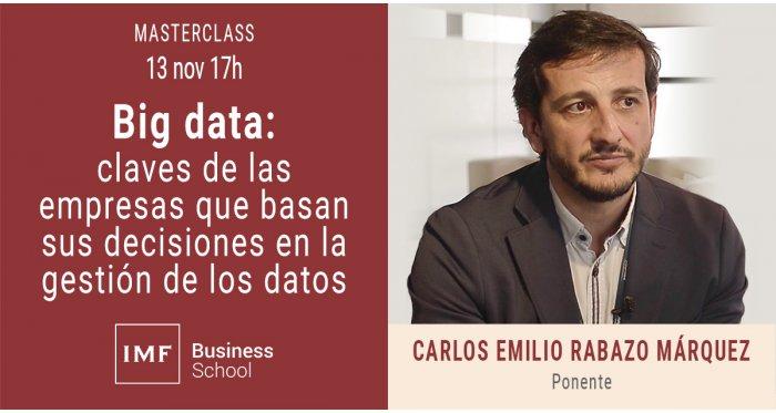 Big data: claves de las empresas que basan sus decisiones en la gestión de los datos