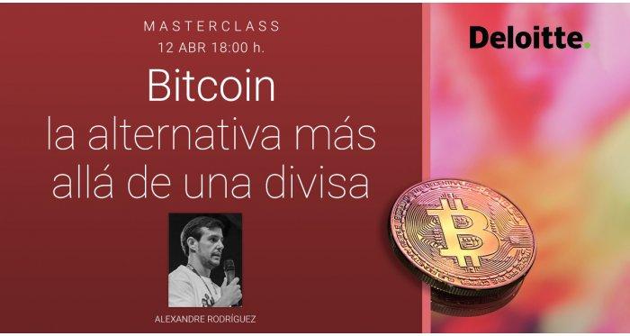 Bitcoin, la alternativa más allá de una divisa