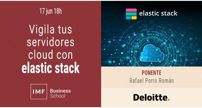 Vigila tus servidores cloud con elastic stack