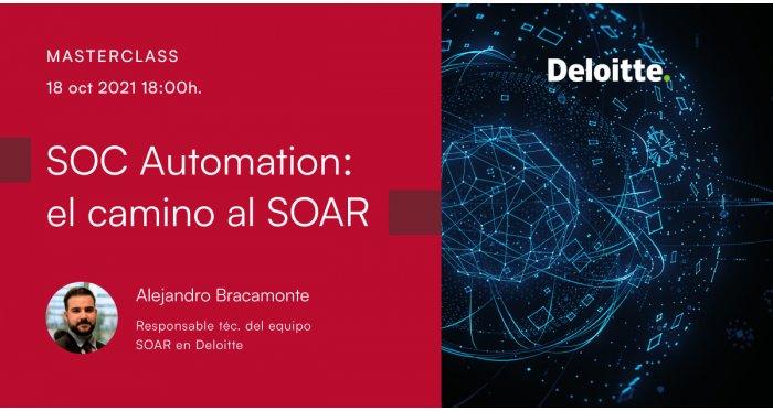 SOC Automation: el camino al SOAR