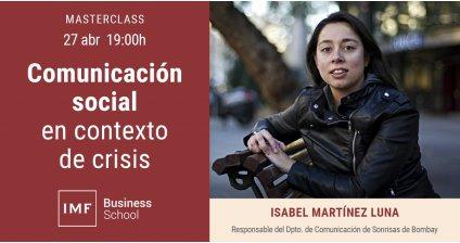 Comunicación social en contexto de crisis