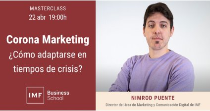 Corona Marketing - Aprovecharse de la crisis