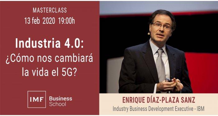 La Industria 4.0: la implantación del 5G