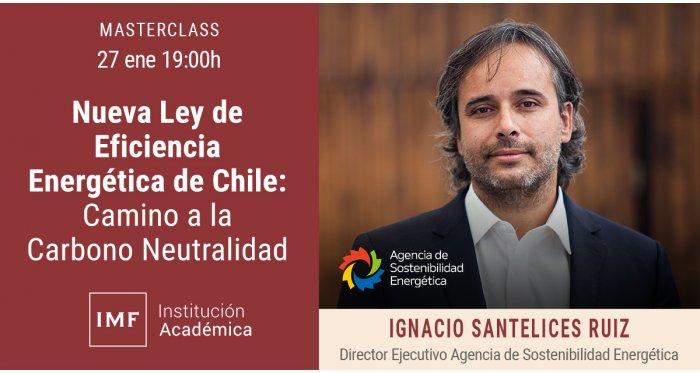 Nueva Ley de Eficiencia Energética de Chile: camino a la Carbono Neutralidad