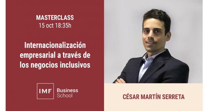 Internacionalización empresarial a través de los negocios inclusivos