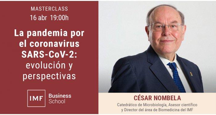 La pandemia por el coronavirus SARS-CoV-2: evolución y perspectivas