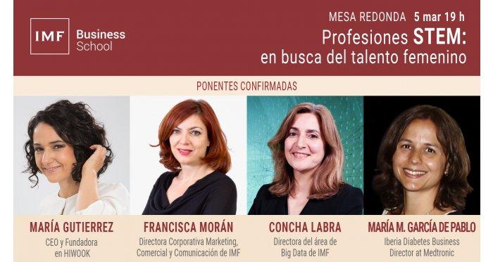 Profesiones STEM: en busca del talento femenino