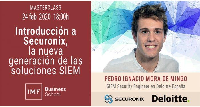 Introducción a Securonix, la nueva generación de las soluciones SIEM