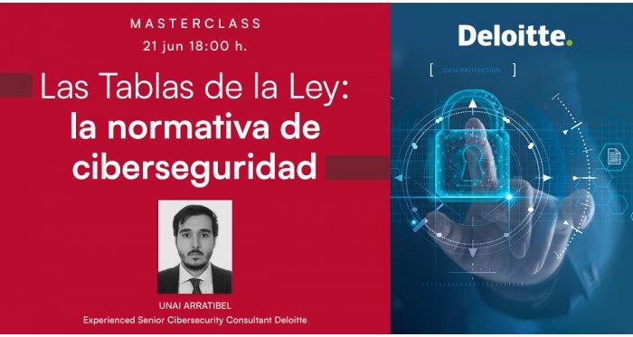 Las Tablas de la Ley: la normativa de ciberseguridad