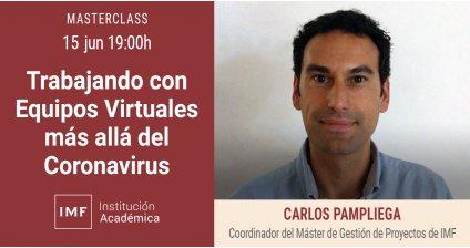 Trabajando con Equipos Virtuales más allá del Coronavirus